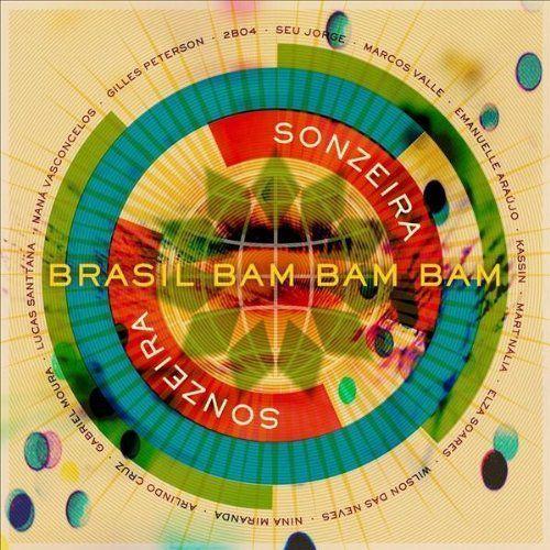Universal music / virgin Brasil bam bam bam - gilles peterson's sonzeira (płyta cd) (0602537812400)