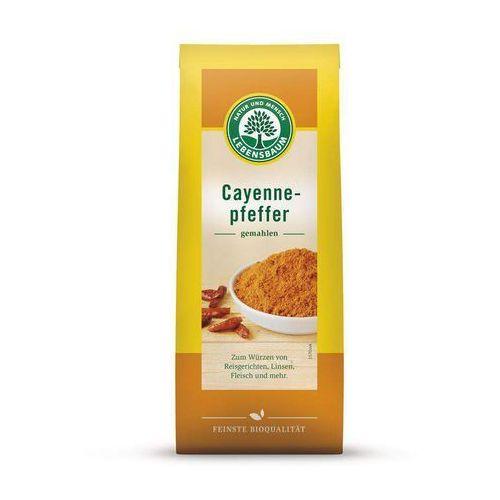 Chilli (pieprz cayenne) bio 50 g - lebensbaum marki Lebensbaum (przyprawy, herbaty, kawy)