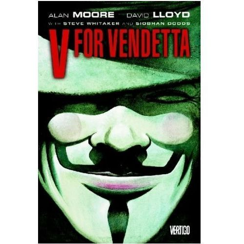 V for Vendetta (9781401208417)