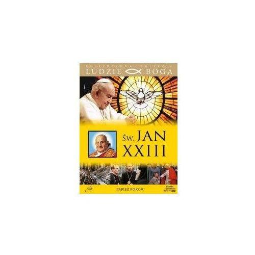 Praca zbiorowa Św. jan xxiii + film dvd
