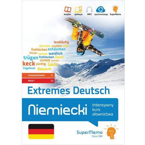 Niemiecki. Extremes Deutsch (9788379840755)
