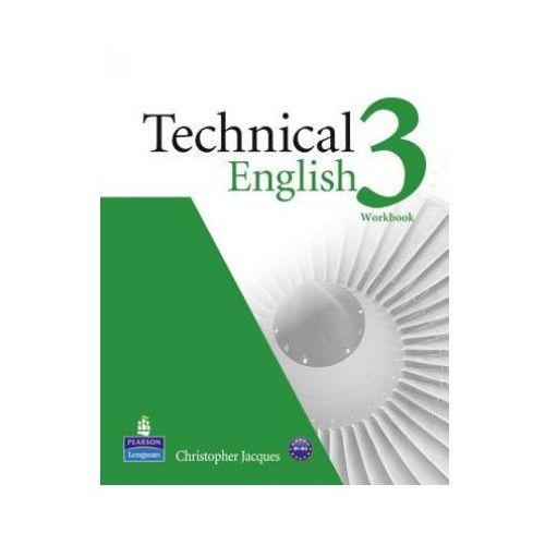 Technical English 3. Ćwiczenia Bez Klucza + CD, Pearson