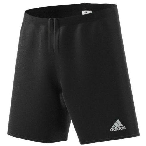 Spodenki piłkarskie Adidas Parma 16 Junior czarne (4056561993486)
