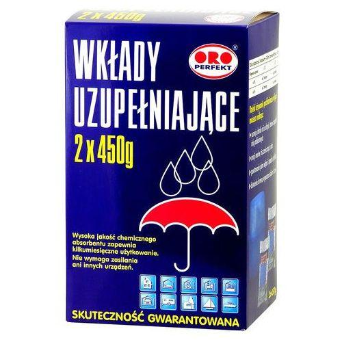 Wkłady uzupełniające do pochłaniacza wilgoci , 2 szt., Oro Produkt Polska - oferta (2539672055f55500)