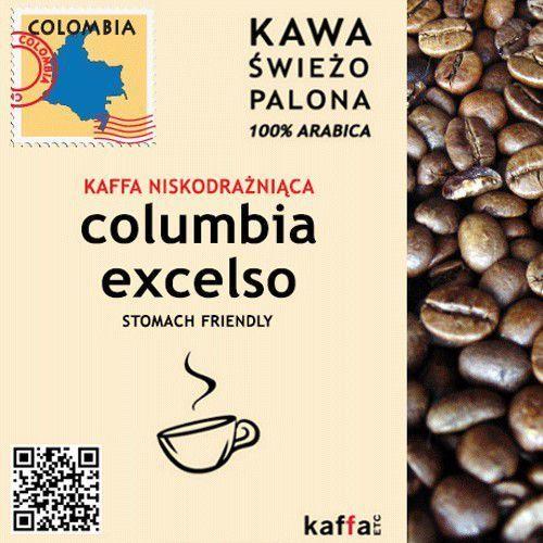 Kawa niskodrażniaca columbia excelso 250 g marki Kawa swieżo palona