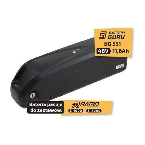 Bateria bidonowa BG551 - 11,6 Ah