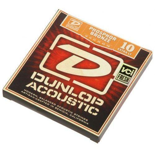 dap1048 struny do gitary akustycznej 10-48 marki Dunlop