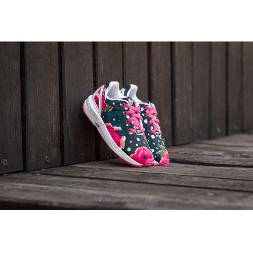 adidas ZX Flux EL I Shock Pink/ Ftw White/ Ftw White US 7,5K - szczegóły w Footshop