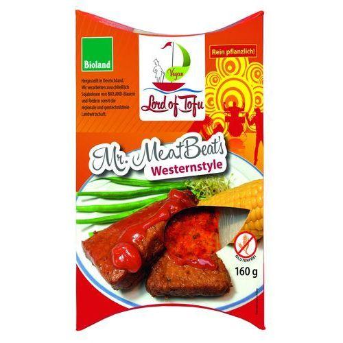 Lord of tofu (produkty wegańskie) Stek sojowy wegański westernstyle bezglutenowy bio 170 g - lord of tofu (4260019320759)