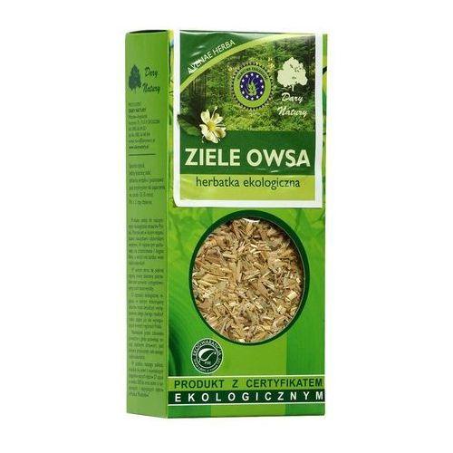 Herbatka ziele owsa Dary Natury - 40 g / certyfikat ekologiczny