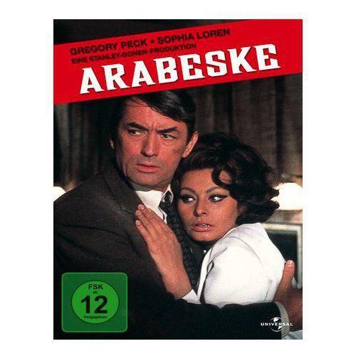 Arabeska [dvd] marki Universal studio