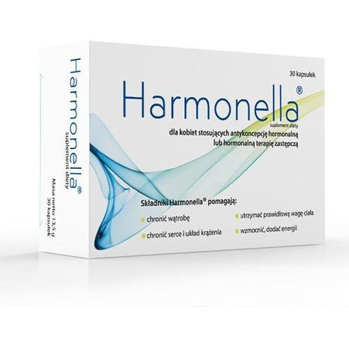 Biomed kraków Harmonella x 30 kapsułek