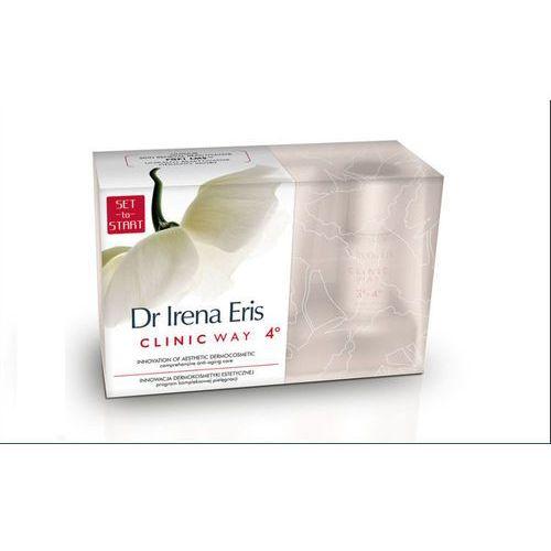 clinic way 4° zestaw lifting peptydowy 60+ marki Dr irena eris