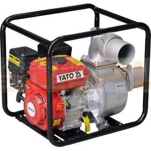 YT-85403 Spalinowa pompa wodna 4