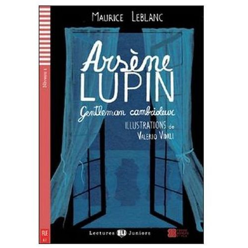 Lectures ELI Juniors - Arsene Lupin + CD Audio (2012)