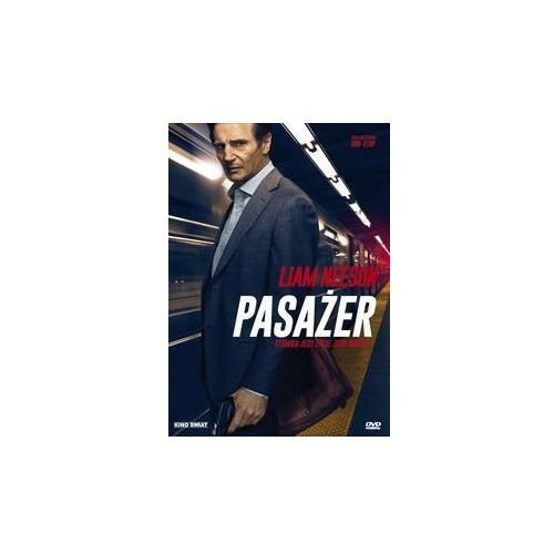 Kino świat Pasażer (płyta dvd)