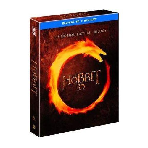 Galapagos Hobbit: filmowa trylogia (3d 12bd) (7321999336530)