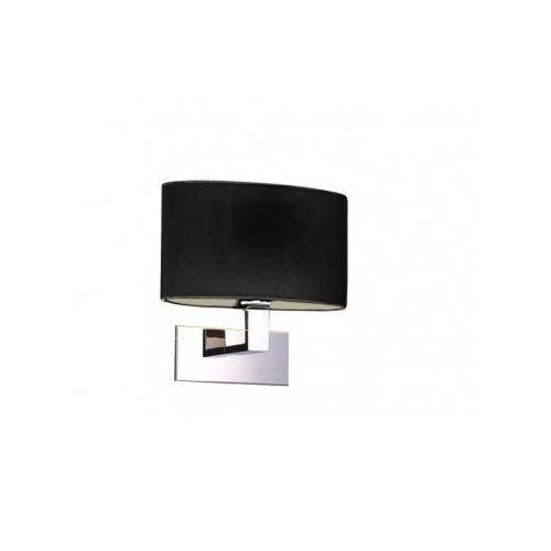 Azzardo Martens oval kinkiet mb2251-b-e27 czarny/chrom (5901238415565)