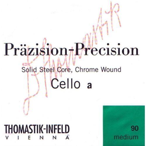 (641663) prazision struna do wiolonczeli - c 1/2 - 783 marki Thomastik