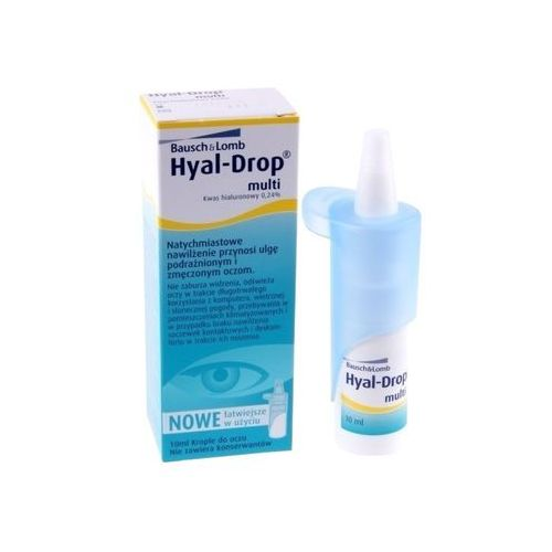 Hyal drop multi 10 ml marki Bausch&lomb