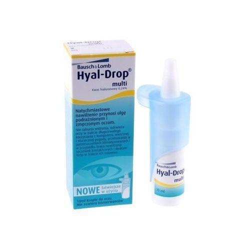 Hyal drop multi 10 ml marki Bausch&lomb