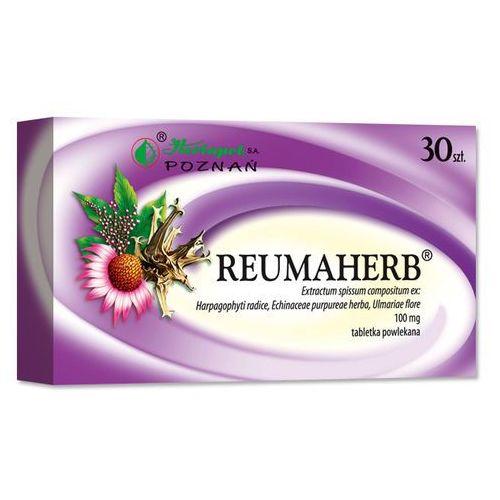 Reumaherb 100mg 30 tabletek (artykuł z kategorii Tabletki na odchudzanie)