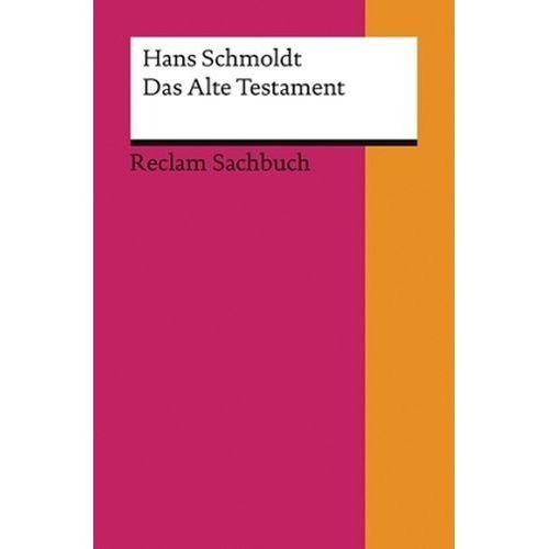 Das Alte Testament (9783150186602)