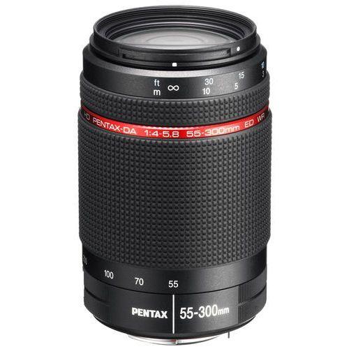 Pentax Obiektyw 55-300mm f/4-5.8 wr (0027075273993)