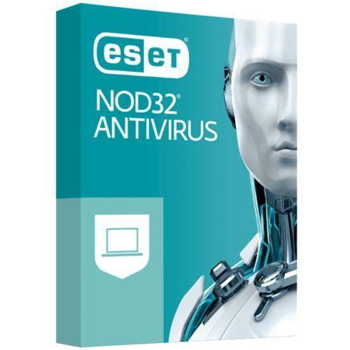 nod32 antivirus 1u serial - nowa 12m marki Eset
