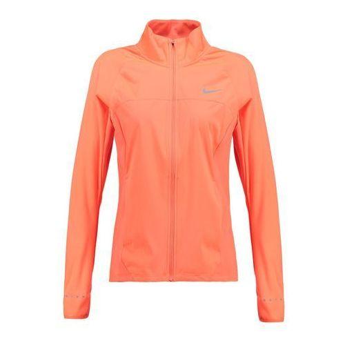 Nike Performance SHIELD Kurtka do biegania hyper orange - produkt dostępny w Zalando.pl