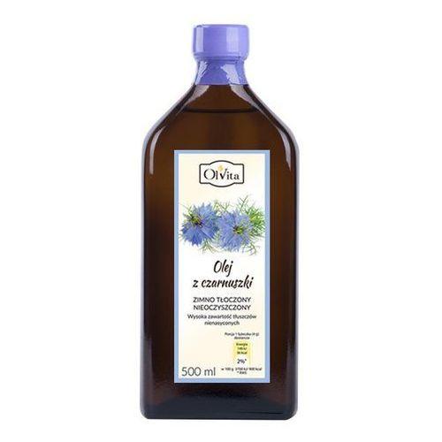 Olej z czarnuszki, 500ml