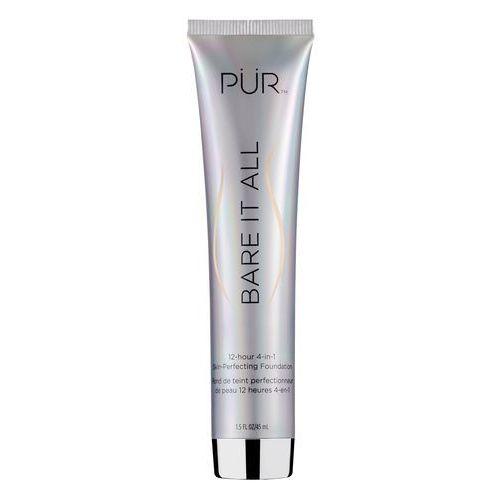 bare it all™ 4-in-1 skin-perfecting foundation - długotrwały podkład kryjący marki Pür