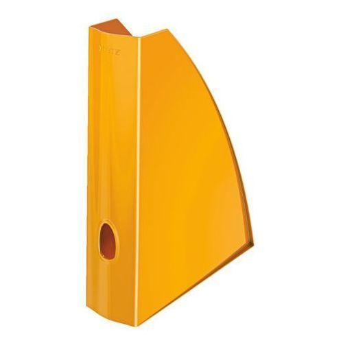 Leitz Pojemnik na dokumenty wow a4/6cm 5277-44 pomarańczowy