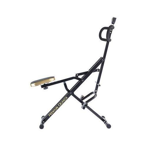 Hms Rower mechaniczny składany premium crunch