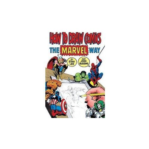 How to Draw Comics the Marvel Way (9780613919098)