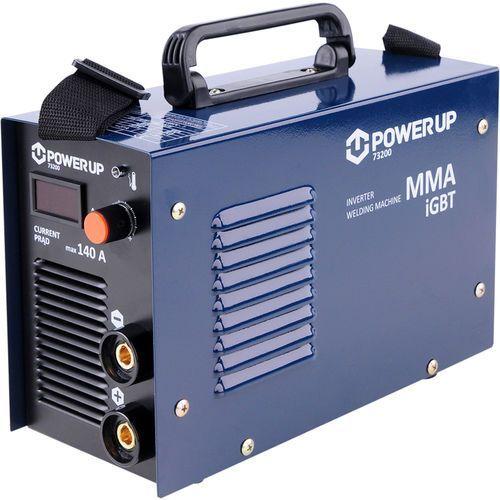 Power up Spawarka inwerterowa mma igbt 140a / 73200 / - zyskaj rabat 30 zł