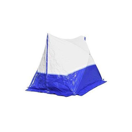 Namiot roboczy 250 te 250*200*190 dach stromy niebieski marki Trotec