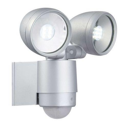Globo 34105-2S - LED Lampa zewnętrzna z czujnikiem ruchu RADIATOR II 2xLED/3W/230V