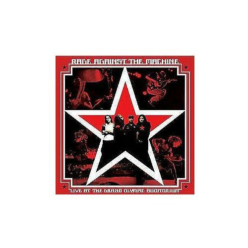 Sony music Rage against the machine - live at the grand olympic auditorium (cd) (5099750954423)