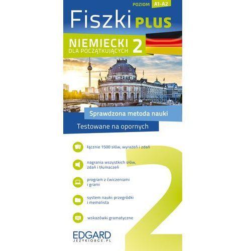 Niemiecki Fiszki PLUS dloa początkujących 2 (2014)