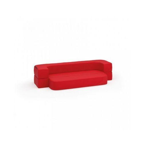 Kanapa dziecięca softy, czerwona marki B2b partner
