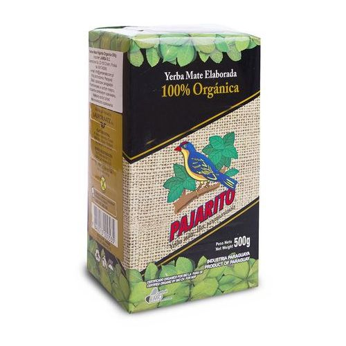 Herbata Yerba Mate Pajarito Organica Eko 500g, paj_org_500g