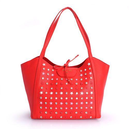 borsa torba na zakupy stars red marki Patrizia pepe