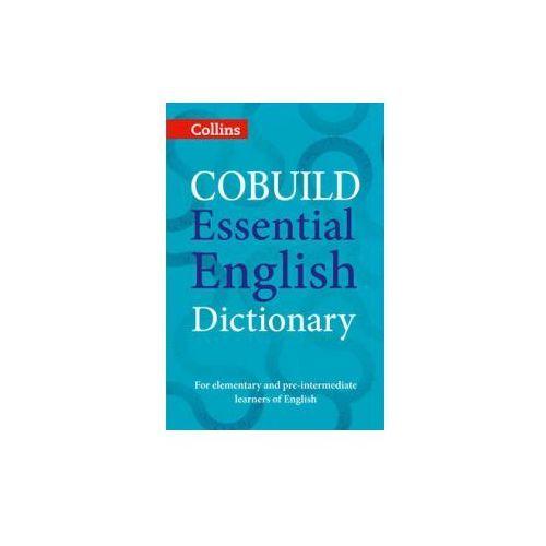 Collins Cobuild Essential English Dictionary, HarperCollins Publishers
