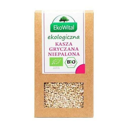 Ekowital Kasza gryczana niepalona bio 500 g (5908249970465)