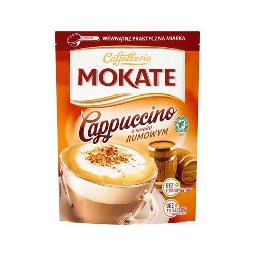 110g cappuccino rumowe kawa rozpuszczalna marki Mokate