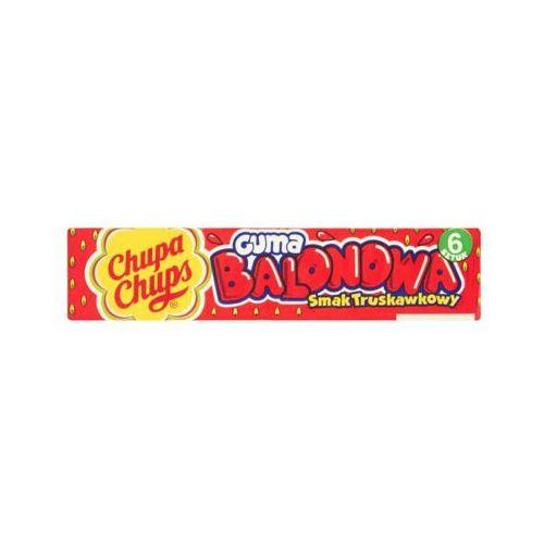 CHUPA CHUPS 27,6g Big Babol Truskawka Guma Balonowa
