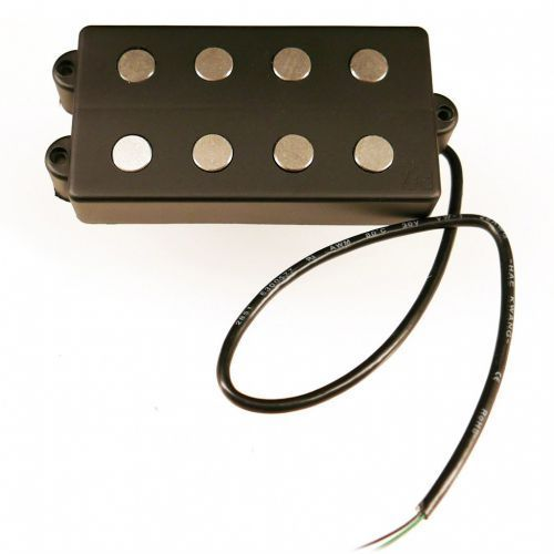 Nordstrand mm 4.4 quad coil - music man style hum-cancelling pickup - 4 strings przetwornik do gitary