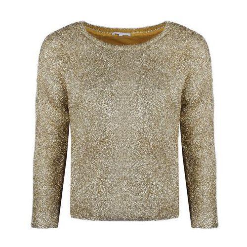 "sweter ""metalic"" marki Patrizia pepe"