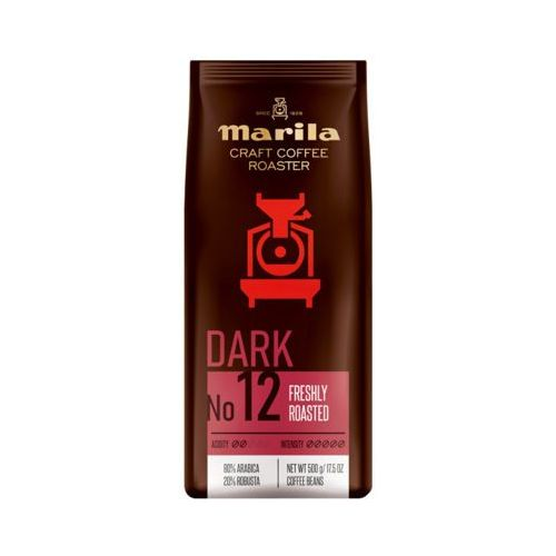 MARILA 500g Craft Coffee Roaster Dark Kawa ziarnista